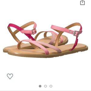 NWOB Hunter Original Web Cross Front Sandal
